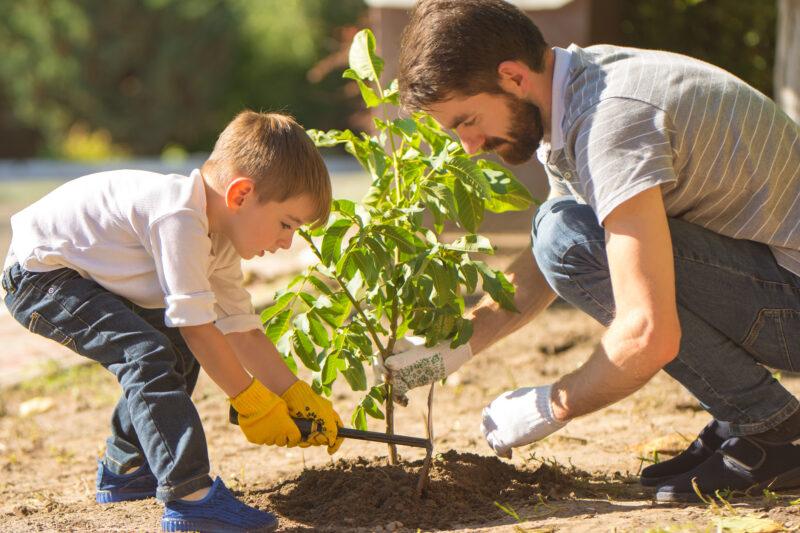 Combineer je huishouden met een gezinsworkout!